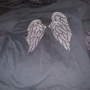 victoria secrets angel hoodie